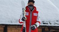 """Атанас Петров зае второто място при 16-годишните момчета и спечели сребърен медал от гигантския слалом на държавното първенство по ски, състоял се по-рано днес, 22 март, на писта """"Мартинови бараки […]"""