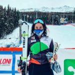 Скиорката Ева Вукадинова дебютира на световно първенство с престижно 37-о място