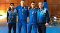 """С три бронзови медала се завърнаха кадетите на """"Рилски спортист"""" от държавното първенство по борба класически стил, състояло се на 4 и 5 февруари в Бургас.Радослав Александров се окичи в […]"""