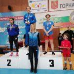 Габриела Сичанова стана републикански шампион по борба