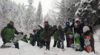 """Три сребърни медала спечелиха самоковските сноуборди от държавното първенство по слалом и гигантски слалом при 13- и 15-годишните, което се състоя на 11 и 12 февруари в ски център """"Осогово"""" […]"""