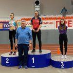 Вивиан Кръстева с шампионска титла в една от най-трудните дисциплини в атлетиката – многобой