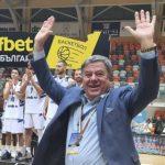 "Инж. Петър Георгиев: ""Залагаме на приемственост и на български играчи и това даде резултат"""