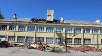 """Започна ремонт на покрива на сградите на ПГ """"Константин Фотинов"""". Средства в размер на 200 хил. лв. са осигурени от Министерството на образованието и науката.Основно ще се ремонтират покривите на […]"""