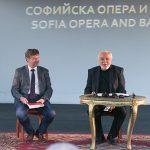 """Националната опера ще представи """"Кирил и Методий"""" на Живка Клинкова"""
