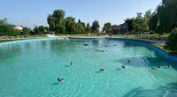 """Езерото в парк """"Крайискърец"""" отново радва с водата, птиците в нея и шадраваните многобройните посетители – наши съграждани и гости.Тази година езерото започна да функционира доста по-късно от обичайното заради […]"""