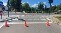 """Започна подновяване на вертикалната пътна маркиромка, съобщиха от Общината. На този етап се маркират пешеходните пътеки, включително проблемните участъци по """"Преспа"""" – главната улица на кв. """"Самоково"""".Междувременно е приключило изграждането […]"""