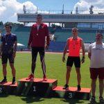 Атлетът Георги Ганджулов с бронз от държавното първенство