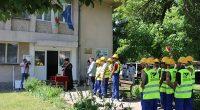 """С обновяване на сградата на кметството в Горни Окол стартира изпълнението на проекта """"Реконструкция и ремонт на общински сгради, в които се предоставят обществени услуги, с цел подобряване на тяхната […]"""