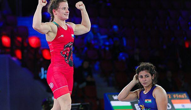 Биляна Дудова спечели на 7 октомври световната титла по борба на първенството в Осло, Норвегия, като надделя над японката Акие Ханай на финала в категория до 59 кг с 6:4 […]
